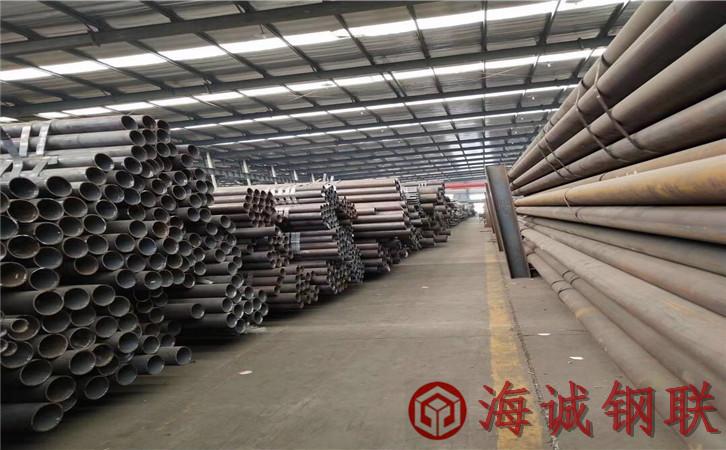 L360N管线钢管的优点